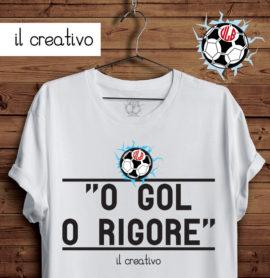 O GOL O RIGORE