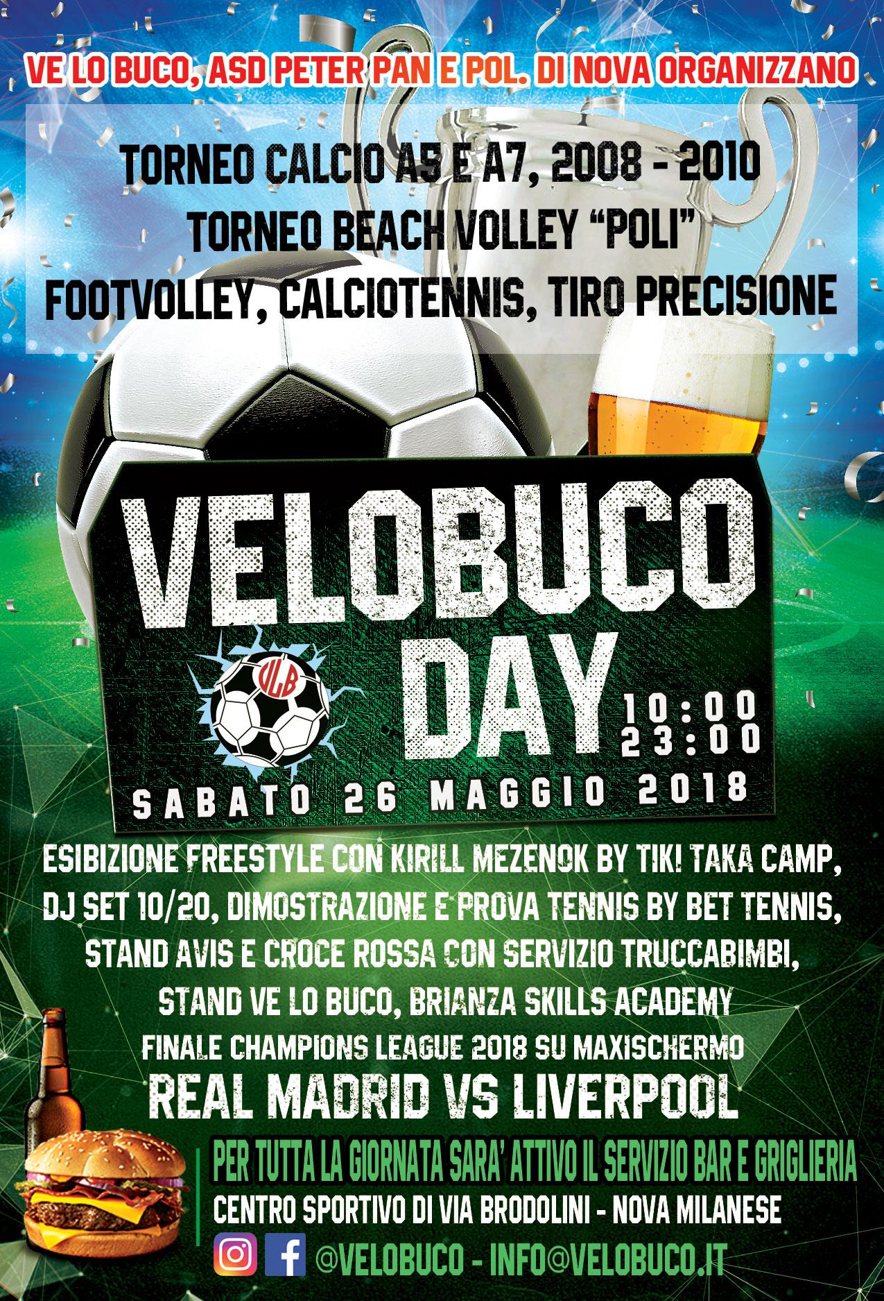 VeLoBuco Day