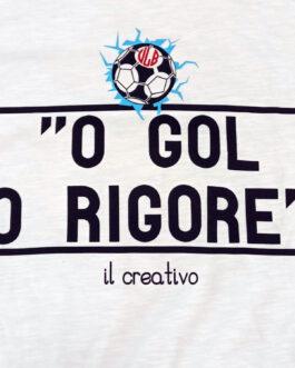 O gol o rigore, il creativo