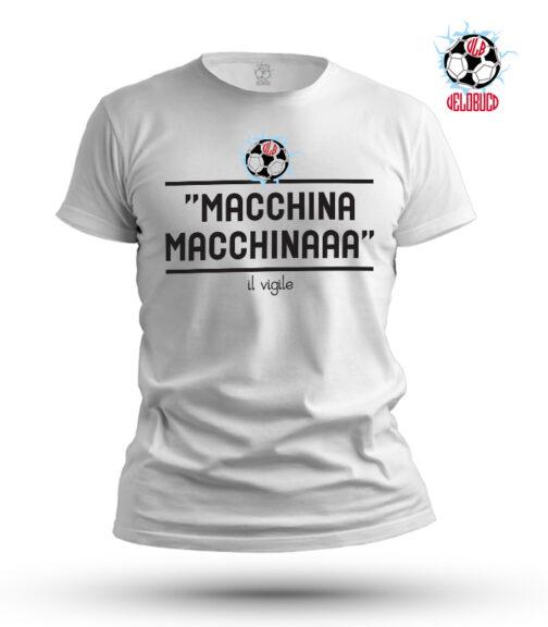 t-shirt macchina macchina