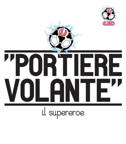 T-SHIRT PORTIERE VOLANTE