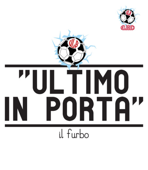 T-shirt Ultimo in porta