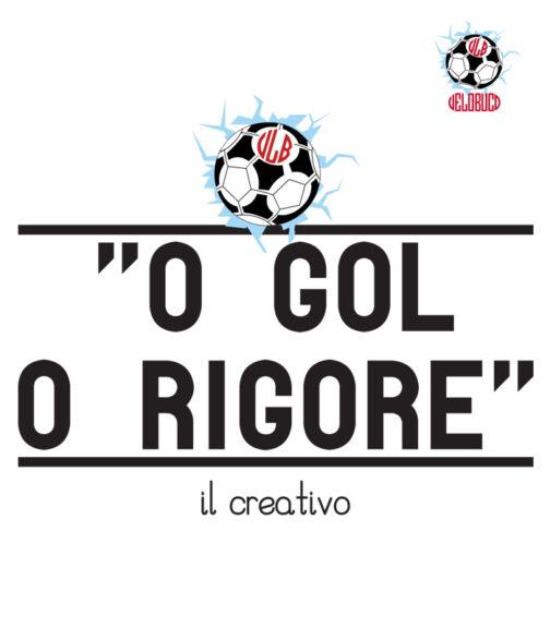 T-SHIRT O GOL O RIGORE