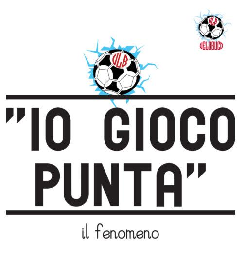 T-SHIRT IO GIOCO PUNTA