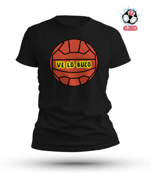 t-shirt super velobuco